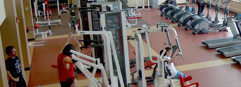 Оздоровительный центр. Фитнес-клуб